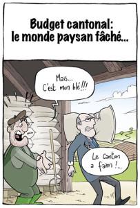 Taxe, paysan, blé, Canton du Jura, impôt