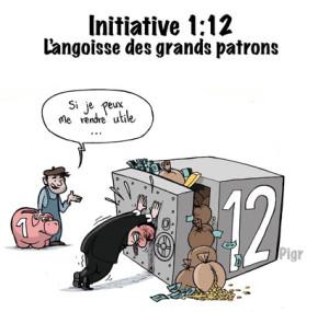 1:12, initiative, coffres, justice, salaires, Suisse, capitalisme, partage de la richesse