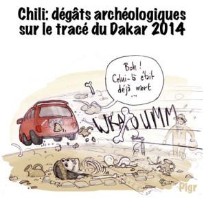 Paris-Dakar, archéologie, Nasca, Argentine, Chili, rally