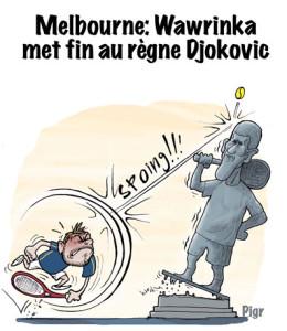 Wawrinka, Stanislas, Jokovic, Melbourne, tennis, victoire, Suisse