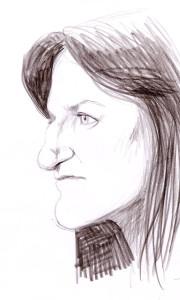 caricatureMarlene