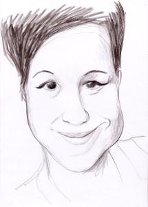 caricatureSarahS