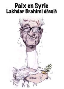 Lakhdar Brahimi, paix, colombe, mort, Montreux, Genève 2,