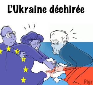 Ukraine, Merkel, Europe, Poutine, Russie, Kiev