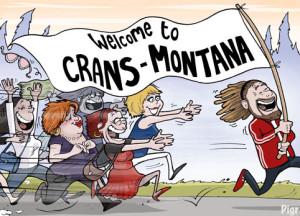 Crans-Montana, promotion, ambassadeur