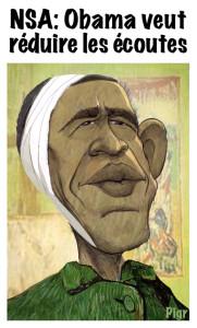 Obama, écoutes, Van Gogh,
