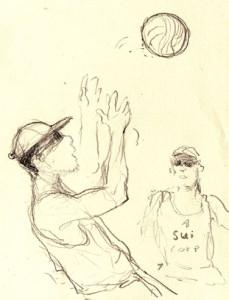 Beach volley 372